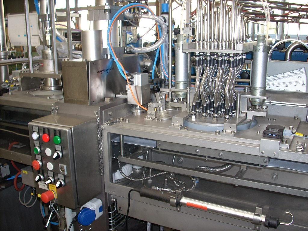 Generalüberholung einer Bosch TFA 242 (Tiefziehmaschine) nachher