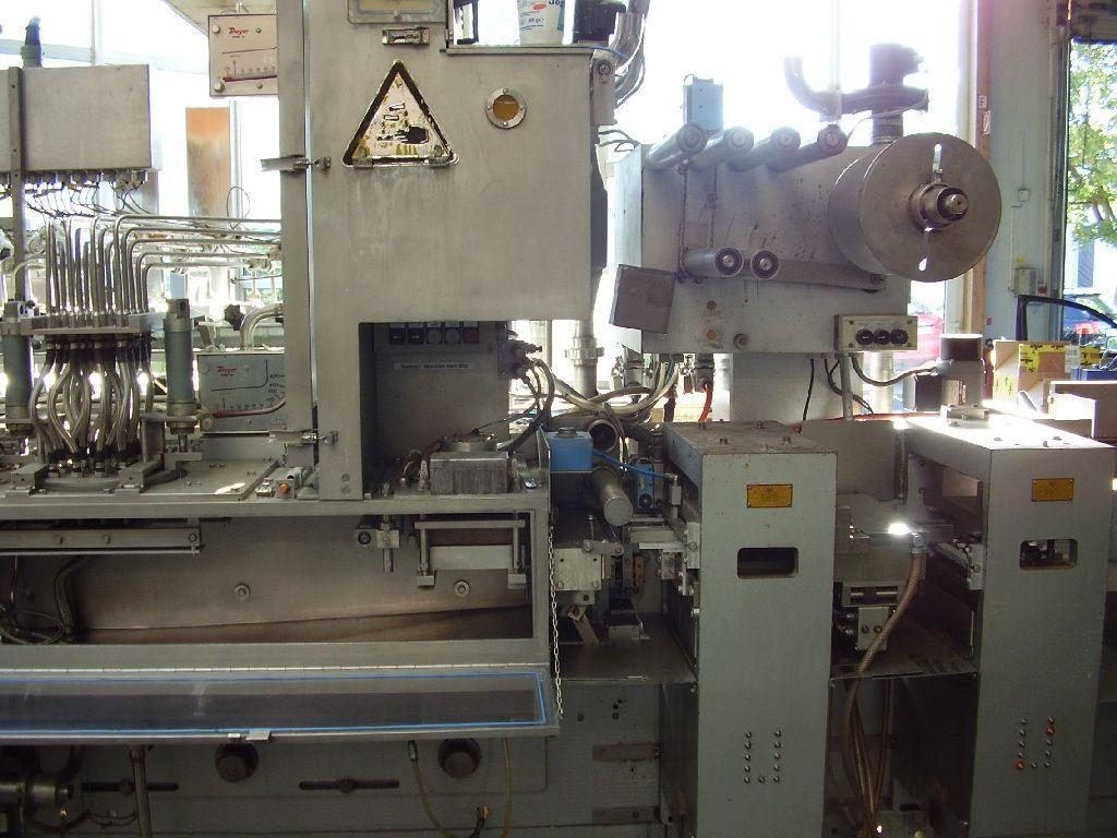 Generalüberholung einer Bosch TFA 242 (Tiefziehmaschine) vorher